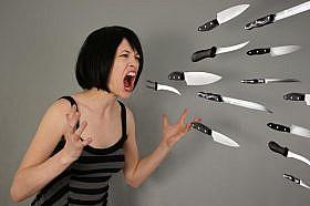 женская агрессивность