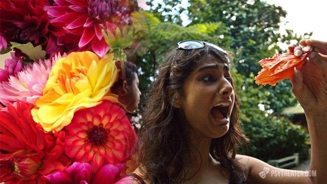 Антофобия – страх перед цветами