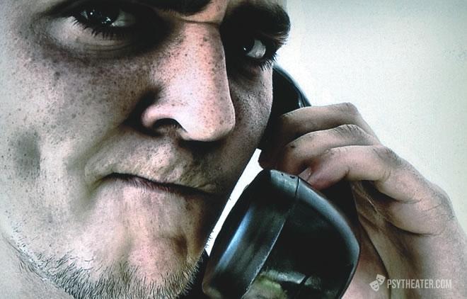 Что делать во время телефонного шантажа?
