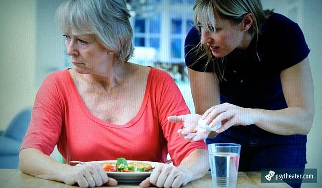 Деменция и ее последствия