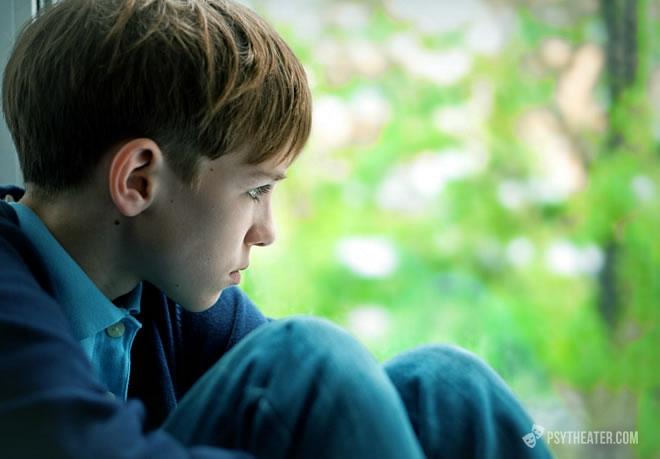 Депрессивное расстройство в подростковом возрасте