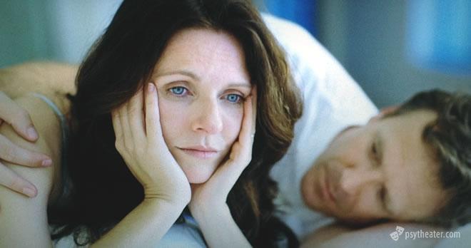 Депрессия разрушает любовную близость