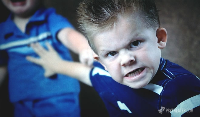 Детская агрессивность