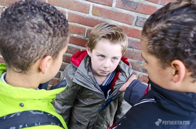 Детская агрессия и негативизм