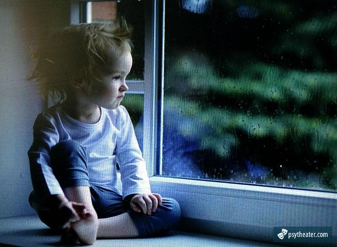 Детская депрессия и ее проявления
