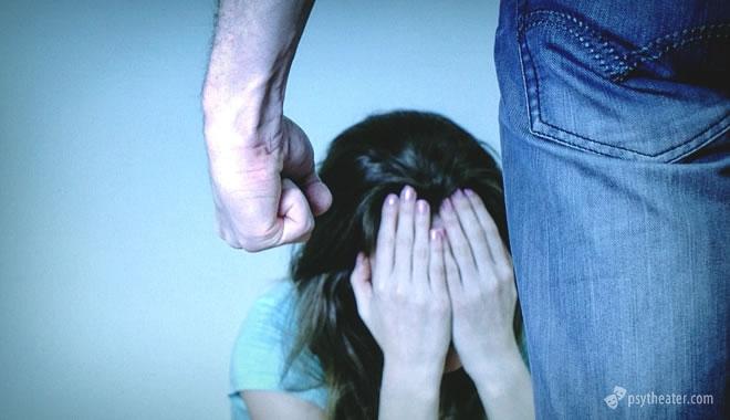 Если муж бьет жену что делать?