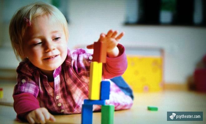 Игры - особенности развития ребенка