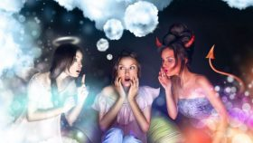 избавиться от негативных назойливых мыслей