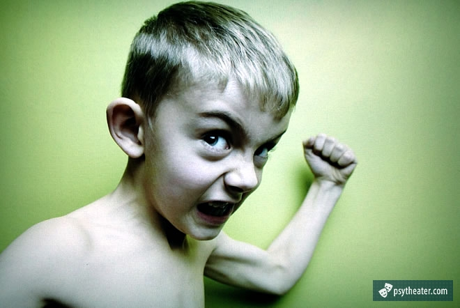 Как лечить агрессию у детей?