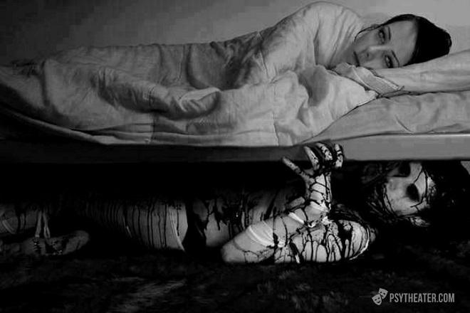 Как лечить кошмары у больных ПТСР?