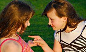 Как помириться с подругой