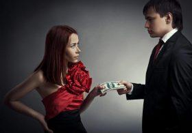 развести мужчину на деньги