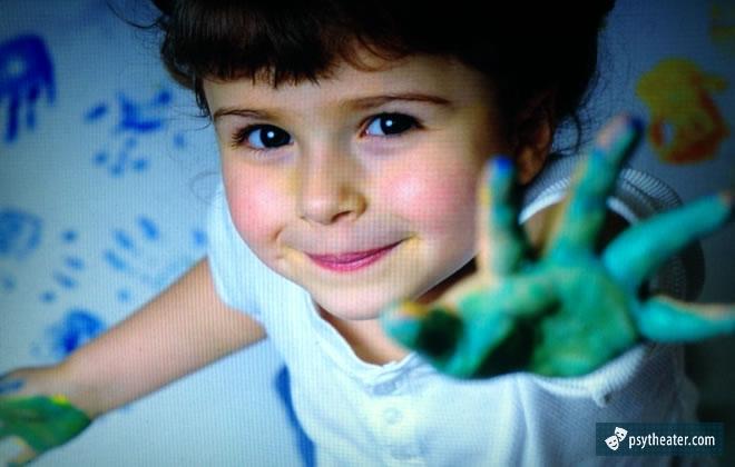 Когнитивное развитие ребенка