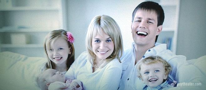 Семейная социально-психологическая характеристика