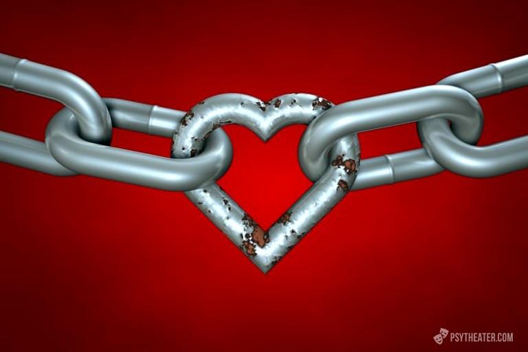 Любовная аддикция