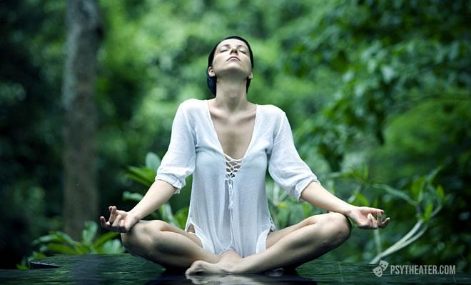 Медитация как способ избавления от депрессии