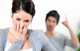 Моральное насилие в семье женщины