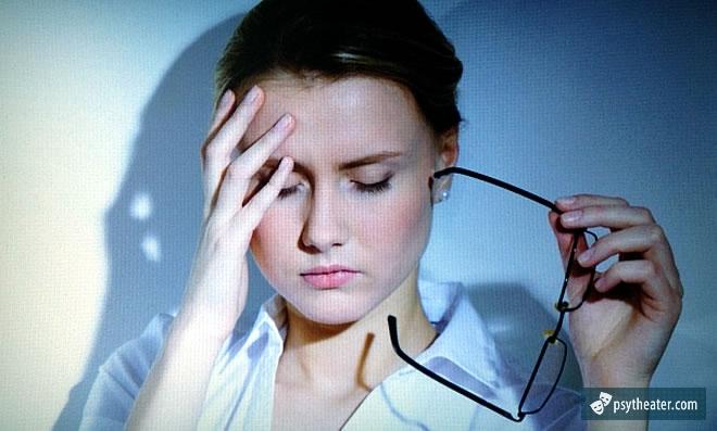 Напряженная головная боль и ее проявления