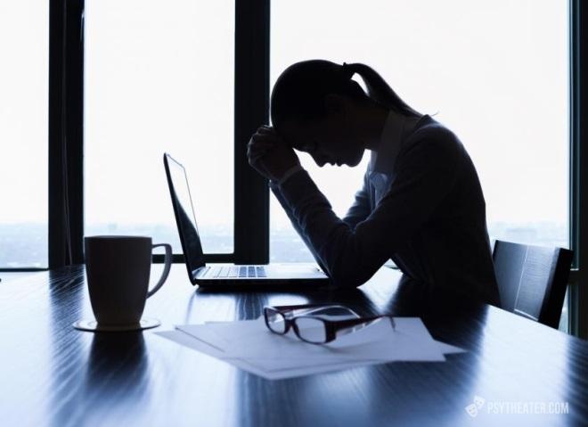 Невыявленная депрессия влияет на снижение работоспособности