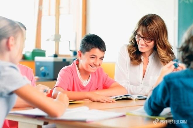 Отношения между учителем и учеником