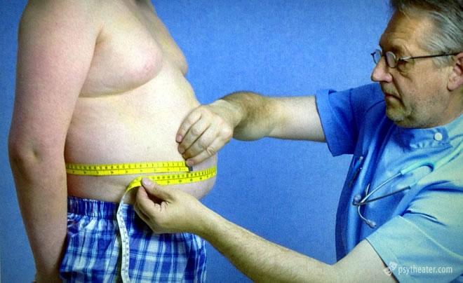 Ожирение родителей влияет на развитие аутизма у детей