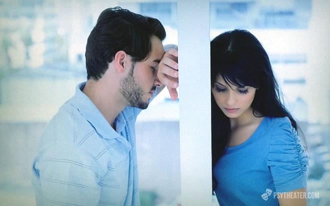 Почему человек разрывает отношения?