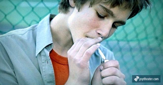Подростки – группа риска: наркотики