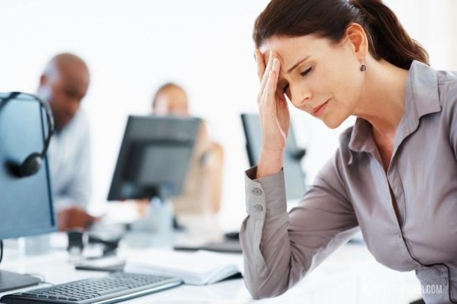 Постоянный стресс ослабляет контроль за эмоциями