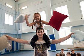 тренинг с подростками
