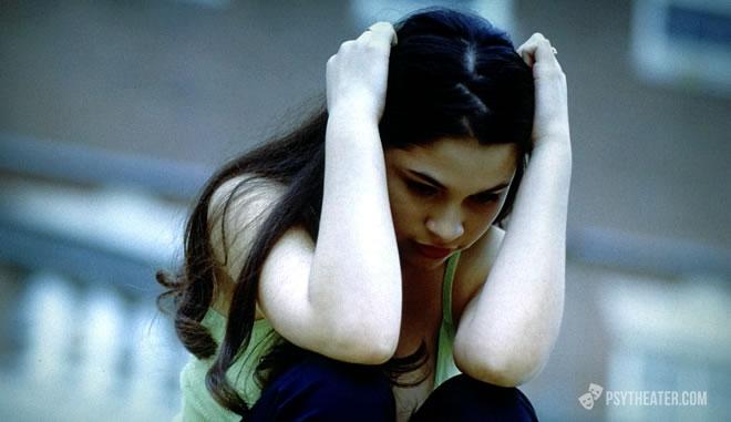 Причины депрессии у подростков