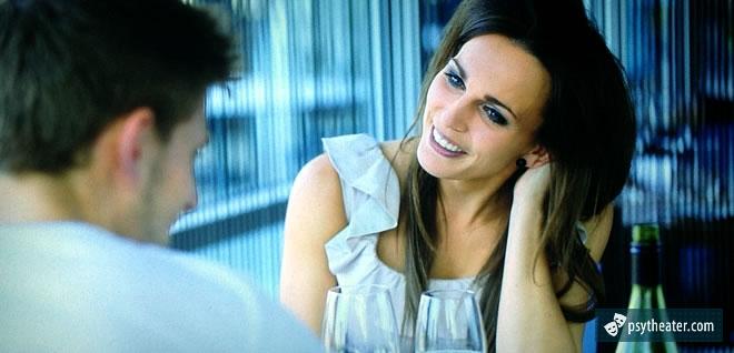 психология общения с девушкой при знакомстве в