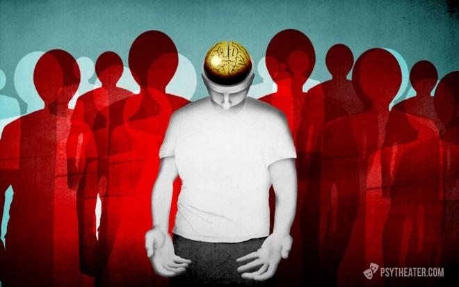 Психология преступника