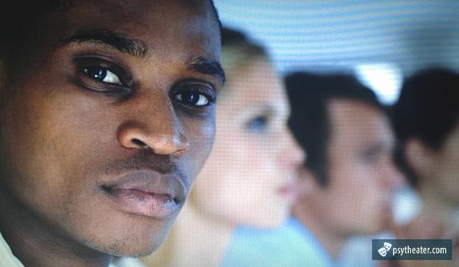 Расовая дискриминация в психологии