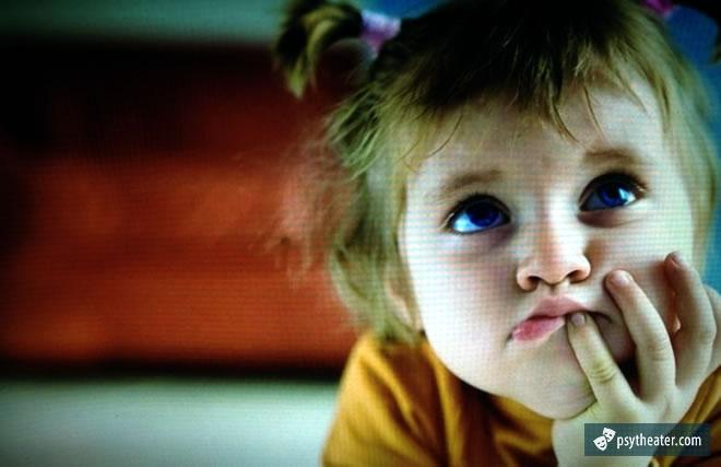 Развитие мышления у ребенка