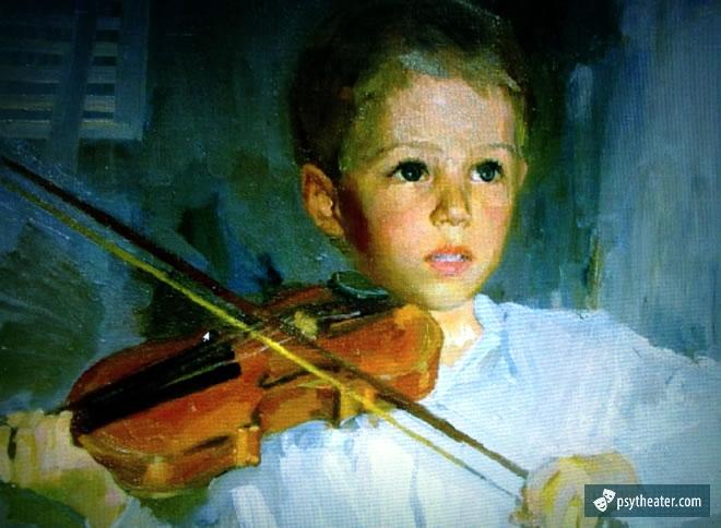 Развитие ощущений и восприятия у ребенка