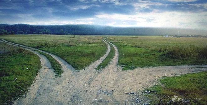 Роль решений и поступков человека в формировании его судьбы