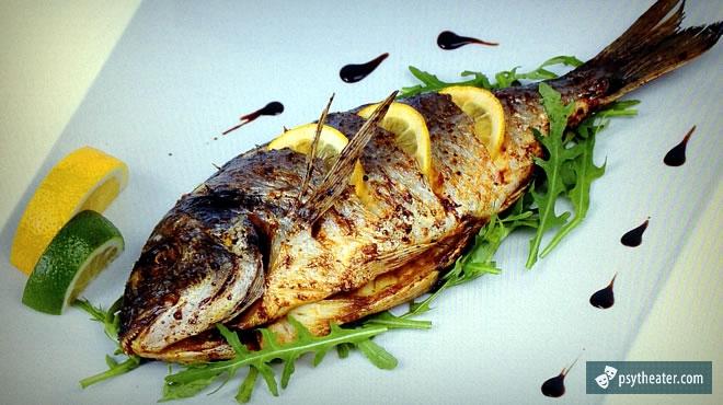 Рыба снижает риск депрессии