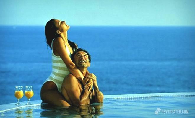 Секрет любви - совместный отдых