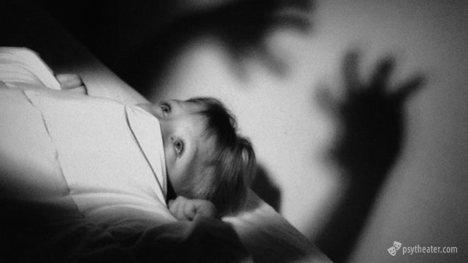 Страх темноты – чувство самосохранения, фобия или психическое расстройство?