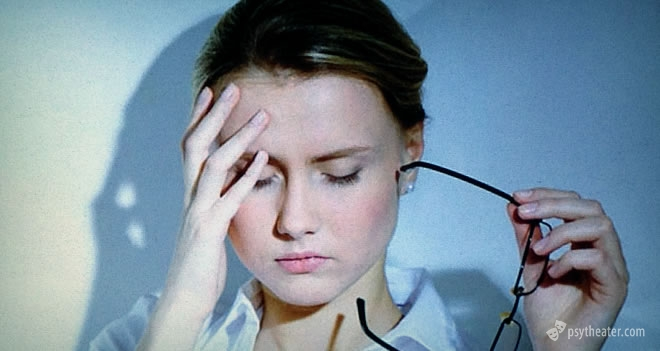 Стресс ведет к развитию психических болезней