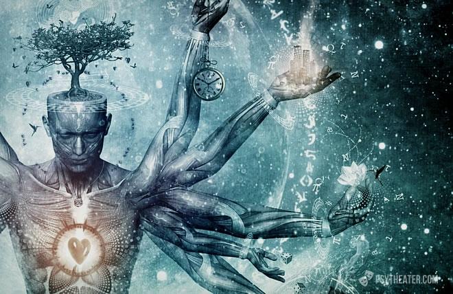 Телесность и духовность человека