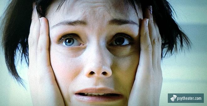 Тревожное расстройство как психопатия