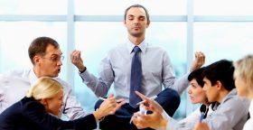 Виды конфликтов в организации