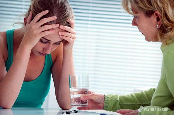 Выявление и лечение невроза